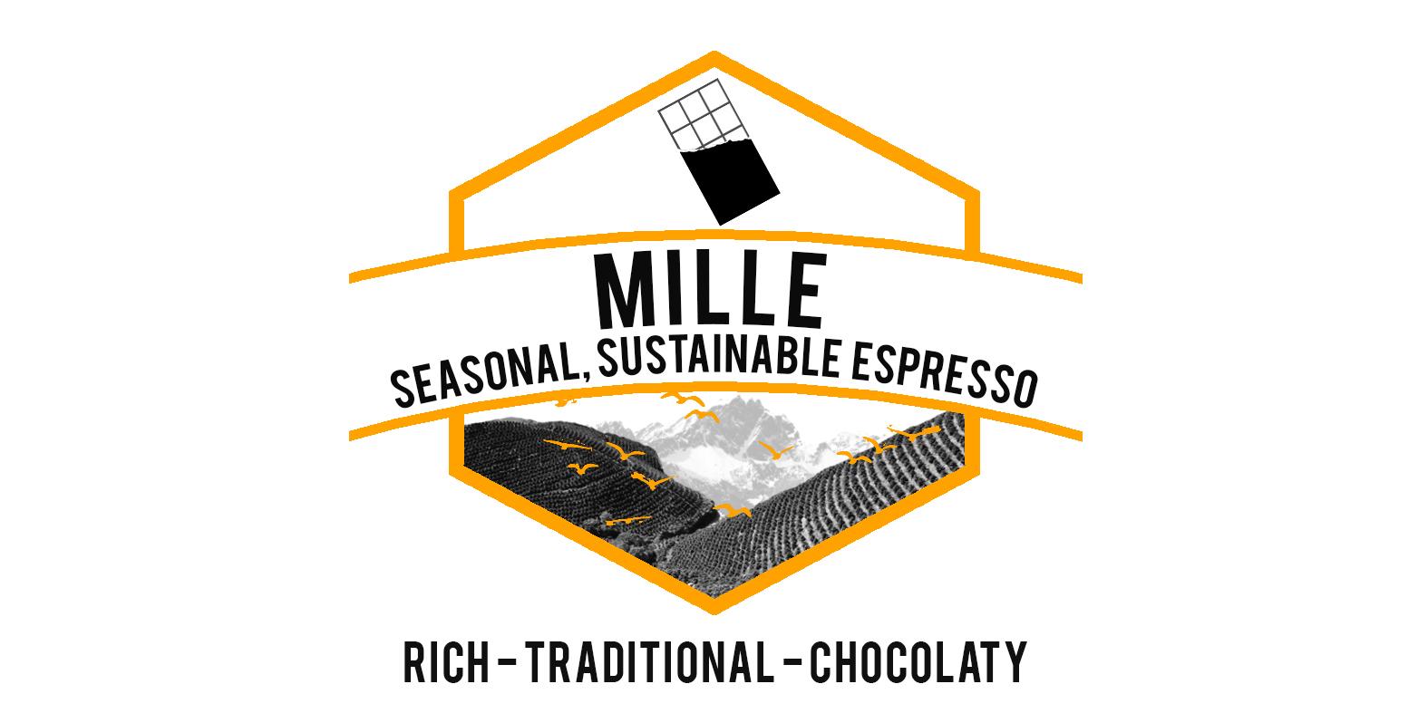 Caffe Mille Espresso