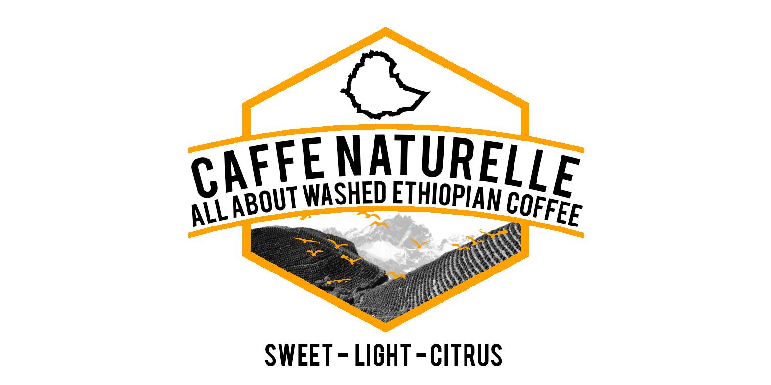 CAFFE NATURELLE ESPRESSO BLEND