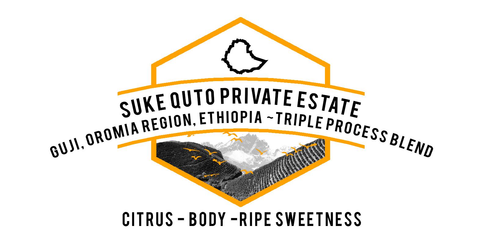 ETHIOPIAN SUKE QUTO TRIPLE PROCESS BLEND