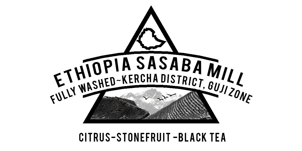 ETHIOPIAN SASABA WASHED