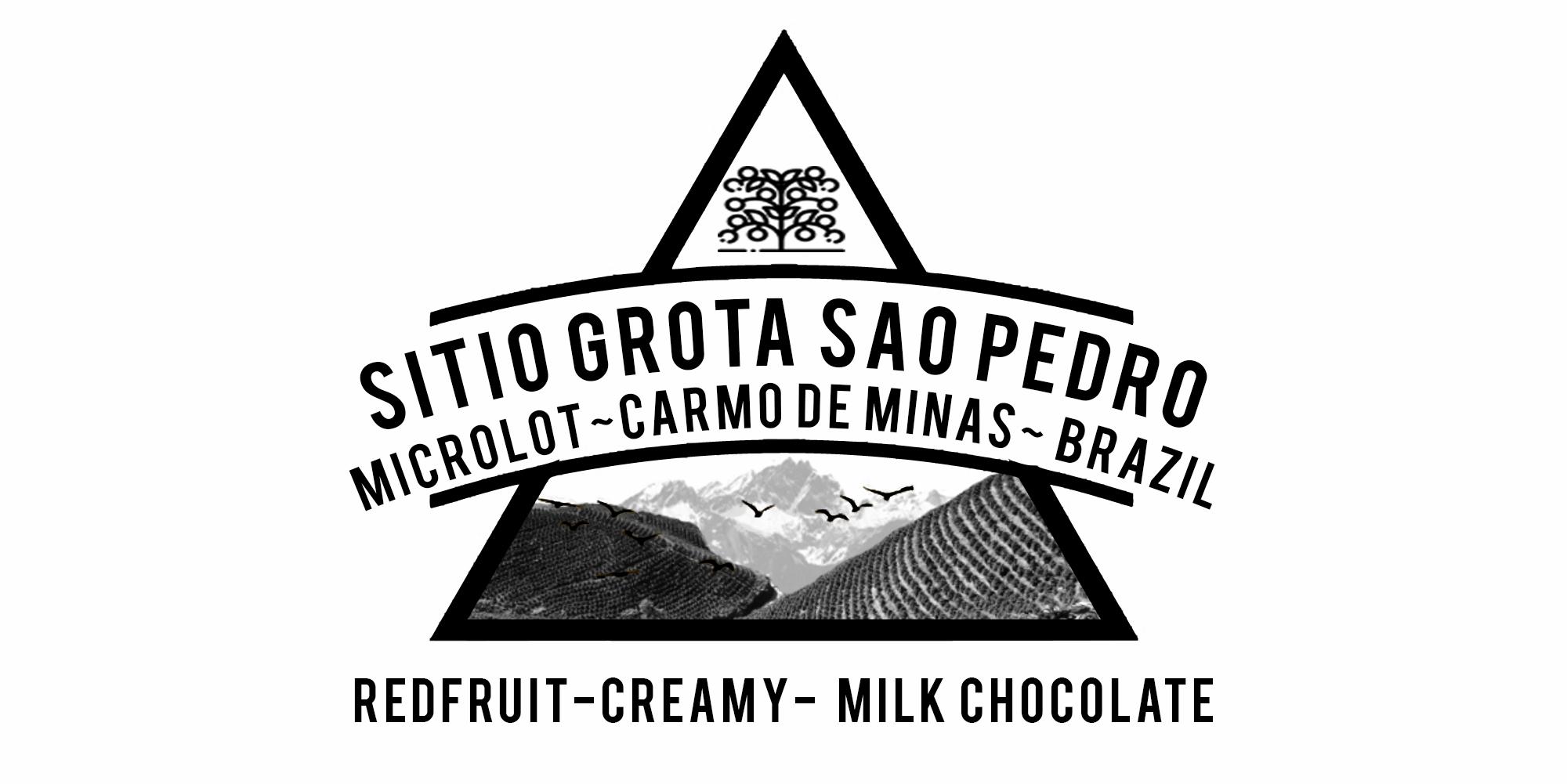 BRAZIL SITIO GROTA microlot
