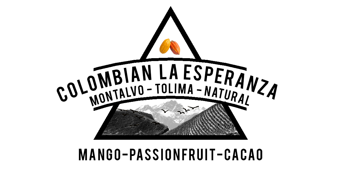 Colombian Las Esperanza natural process