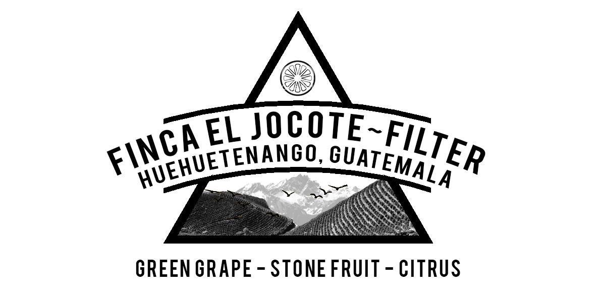 Guatemala El Jocote Filter roast