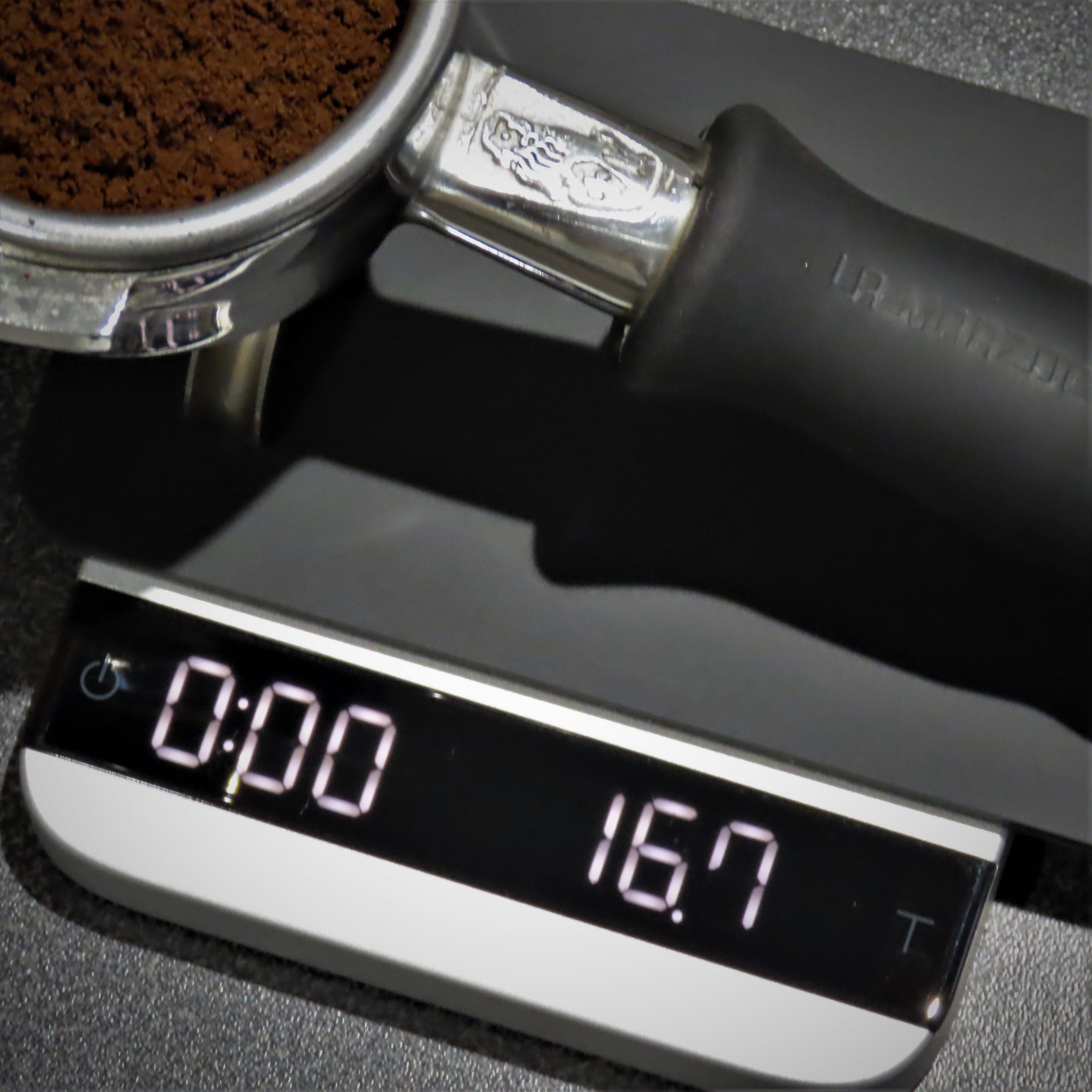 Acaia Lunar espresso scales