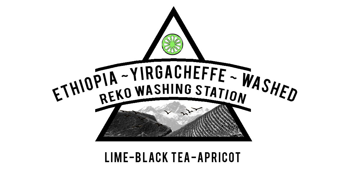 ETHIOPIAN YIRGACHEFFE REKO WASHING STATION