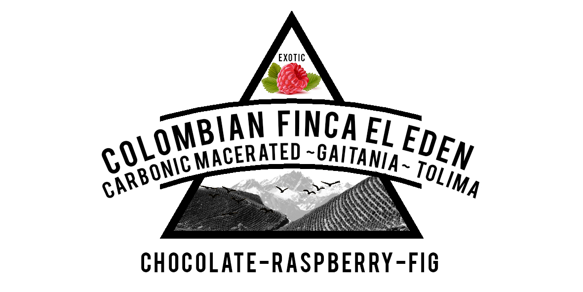 COLOMBIAN EL EDEN CARBONIC MACERATED NATURAL