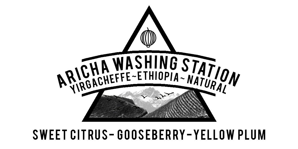 ETHIOPIAN YIRGACHEFFE ARICHA NATURAL