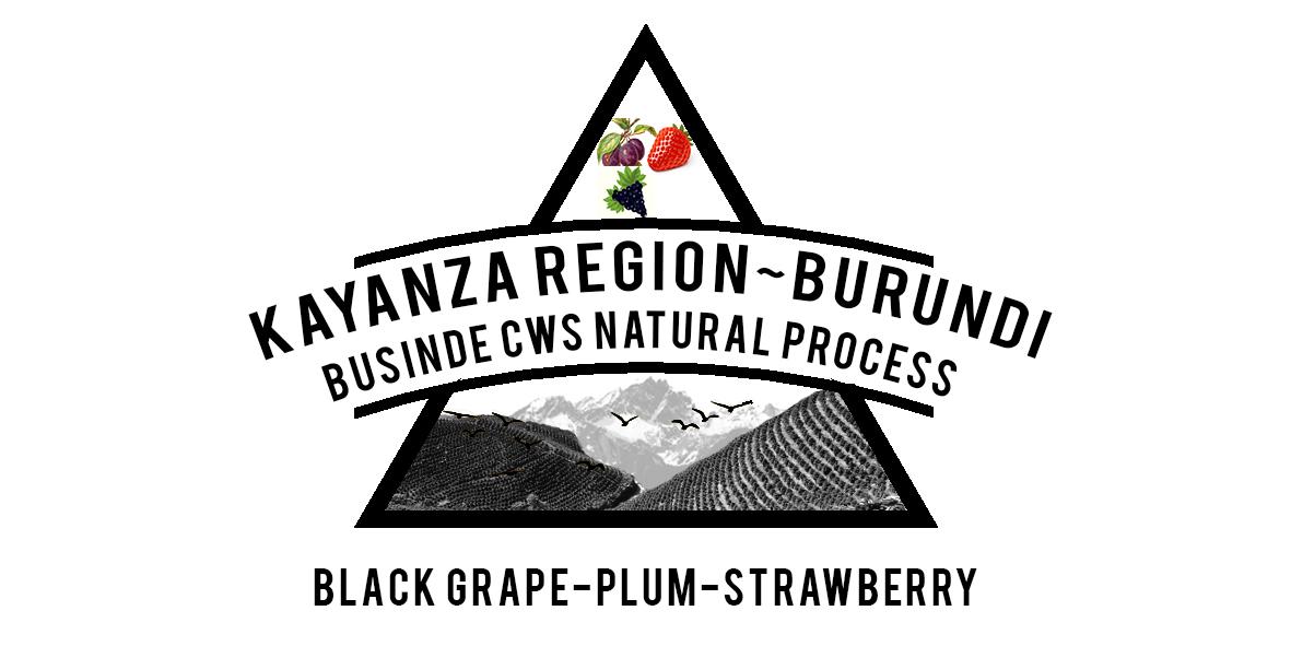 BURUNDI BUSINDE NATURAL