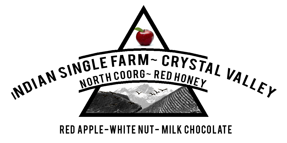 INDIA CRYSTAL VALLEY RED HONEY